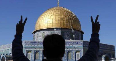 """دعوات إلى """"جمعة غضب"""" في القدس نصرة للرسول image"""