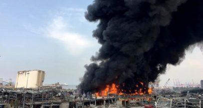 هيومن رايتس: تدخلات سياسية عرقلت التحقيقات بانفجار بيروت image