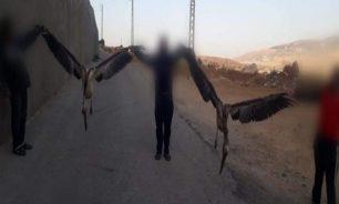 بعد تداول صور تظهر اصطياد طيور مهاجرة... قوى الأمن توقف الفاعلين image