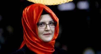 خطيبة خاشقجي تقدم دعوى قضائية ضد محمد بن سلمان image