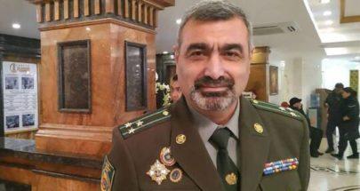 إقالة قائد قوات حرس الحدود الأرمنية image