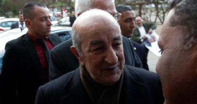 الرئاسة الجزائرية تعلن دخول رئيس الجمهورية إلى المستشفى image