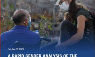 تحليل جندري لانفجار المرفأ: الأولوية للنساء وذوي الإعاقة image