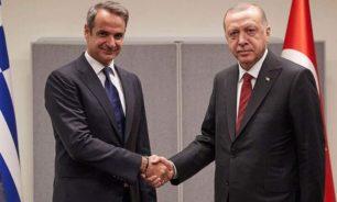 رئيس الوزراء اليوناني يهاتف الرئيس التركي عقب زلزال إزمير image