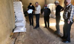 أبرشية أستراليا المارونية توزع القمح على الأبرشيات المارونية image