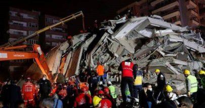 ارتفاع عدد قتلى الزلزال في تركيا image