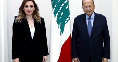 الرئيس عون: نأمل أن يستعيد لبنان حضوره العربي والدولي image