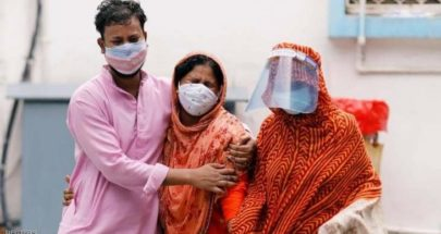 إصابات كورونا في الهند تقترب من 8 ملايين image