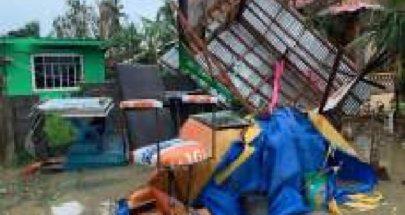 """إجلاء أكثر من نصف مليون شخص في فييتنام مع اقتراب وصول الإعصار """"مولاف"""" image"""