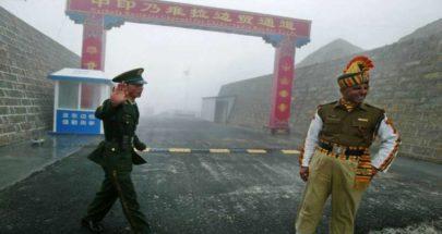 نيودلهي تسلم بكين جندياً صينياً ضل طريقه في منطقة حدودية image