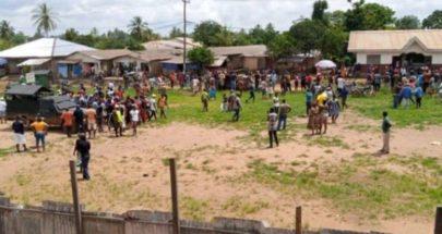 مقتل 8 أطفال بالرصاص والسواطير في مدرسة بالكاميرون image