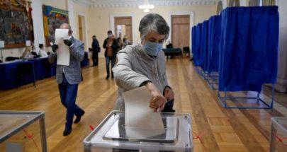 حزب الرئيس الأوكراني يُمنى بخسارة في الانتخابات المحلية image