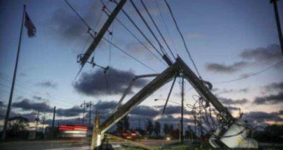 """الإعصار """"زيتا"""" يجتاح الجنوب الأميركي ويقتل 3 أشخاص image"""