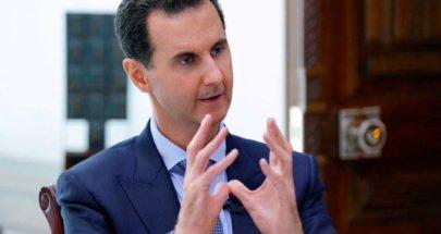 الأسد قام بعدة تعيينات للمحافظيين في عدد من المحافظات السورية image