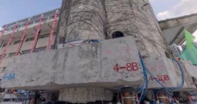 """مبنى من 5 طوابق """"يمشي على قدمين"""" في شنغهاي.. وفيديو لـ""""العملية الملفتة"""" image"""
