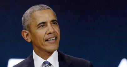 أوباما: ترامب غير قادر على أخذ مهامه الرئاسية على محمل الجد image