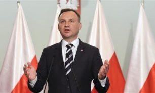 إصابة الرئيس البولندي بكورونا image