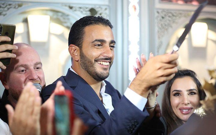 رجل الاعمال جاد صوايا يحتفل بعيد ميلاده وسط النجوم والمحبّين. image