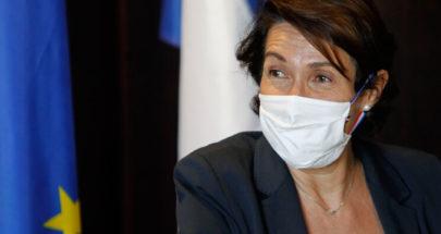 """السفيرة الفرنسية: سأواكب تنفيذ """"الورقة"""" ولن أستسلم image"""