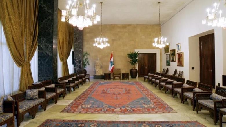 الاستشارات النيابية الملزمة في قصر بعبدا image