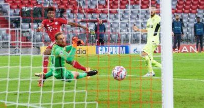 بايرن ميونخ يقسو على أتلتيكو مدريد برباعية في دوري الأبطال image