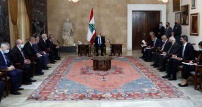 """حصيلة """"متواضعة"""": لا مؤتمر في دمشق ولا دستور جديدا image"""