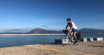 من النروج إلى اليونان .. رحلة مارك مونارشا عبر الدراجة الهوائية image