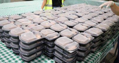 ألف وجبة ساخنة في يوم الغذاء العالمي image