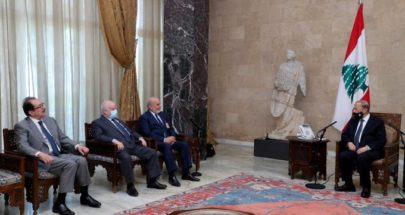 الكتلة القومية الاجتماعية تسمّي الرئيس الحريري لتشكيل الحكومة image
