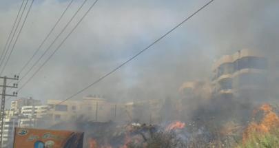 الحرائق تلتهم المناطق... والخطر يرتفع اليوم image