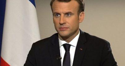 ماكرون: فرنسا تكافح الإرهاب الذي يُرتكب باسم الإسلام وليس الإسلام بحدّ ذاته image