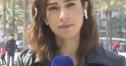 مهى حطيط مصابة بكورونا: العوارض ثقيلة ومتعبة image
