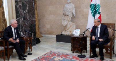 ضاهر: سميّت الحريري لتشكيل الحكومة image