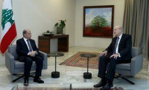 ميقاتي: سميّت الحريري ليكون على رأس الحكومة الجديدة image