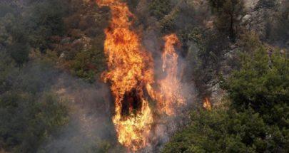 لبنان الأخضر... أسود وهكذا يتوزّع الخطر حسب المناطق! image
