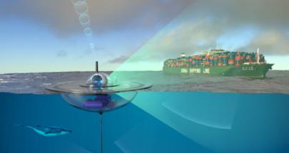 البنتاغون تنشر شبكة روبوتات في المحيط image