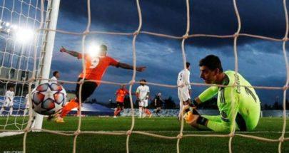 خسارة صادمة لريال مدريد أمام ضيفه شاختار image