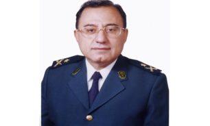 قيادة الجيش تنعي العميد المتقاعد أنطونيوس توميه image