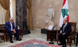 الصمد: سمّيت الحريري لرئاسة الحكومة image