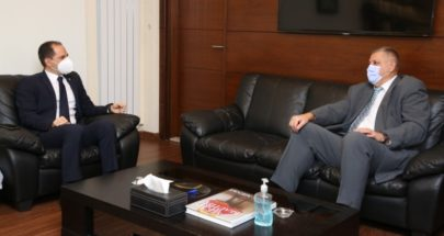 الجميّل بعد لقاء كوبيتش: لبنان يحتاج الى تجربة جديدة image