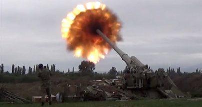 تعرّض فريق الـLBCI لقصف من قبل القوات الأذربيجانية... image