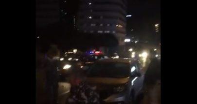 قتيل وجريح بحادث صدم على جسر الرينغ image