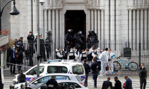 توقيف رجل يشتبه في صلته بمنفذ اعتداء نيس في فرنسا image
