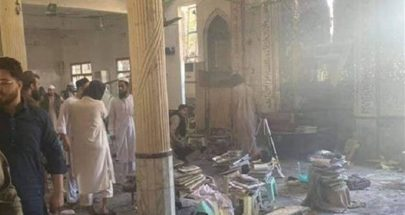 سقوط قتلى في انفجار بمدرسة دينية في باكستان image