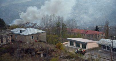 أذربيجان تدخل إقليماً ثالثاً محيطاً بكاراباخ سلّمته أرمينيا image