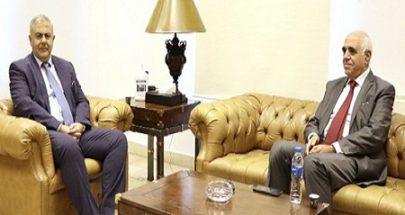 عبود: الحصار الدولي أثر سلبا على إعادة اعمار بيروت image