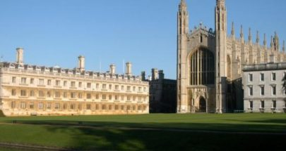 نداء من جامعة كامبريدج للعثور على دفتري ملاحظات لداروين image
