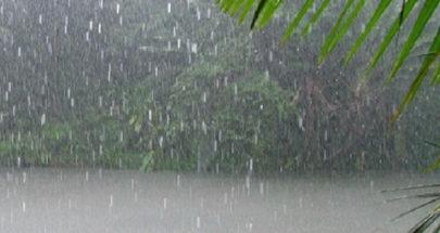 تجمع المياه على أوتوستراد العقيبة الصفرا وداخل نفق نهر الكلب image