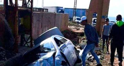 حادث سير يلغي مهمة لفريق وزارة الصحة في عكار image