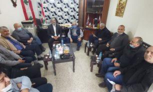 اجتماع لمتقاعدي الامن الداخلي في طرابلس لمناقشة ملف استشفائهم image